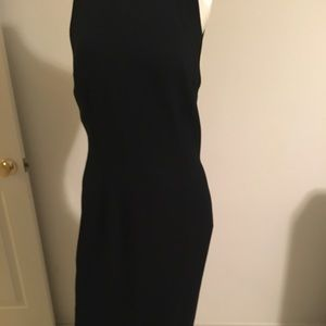 Ellen Tracy long black dress, size 4